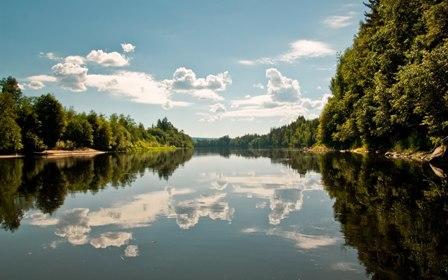 reflexie lac