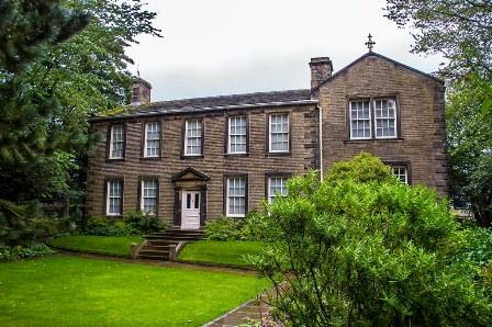 parsonage museum